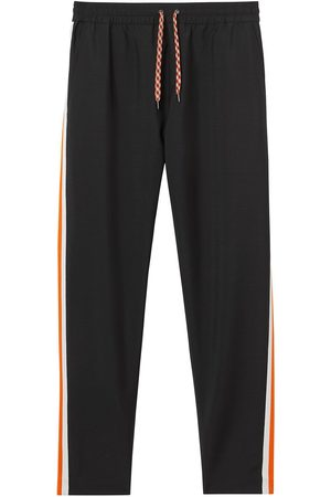 Burberry Stripe-detail track pants