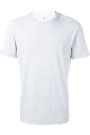 Brunello Cucinelli Detailed T-shirt
