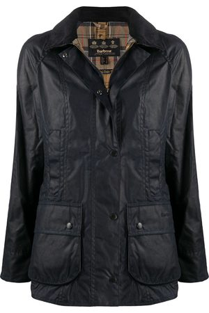 Barbour Beadnell waxed-cotton jacket