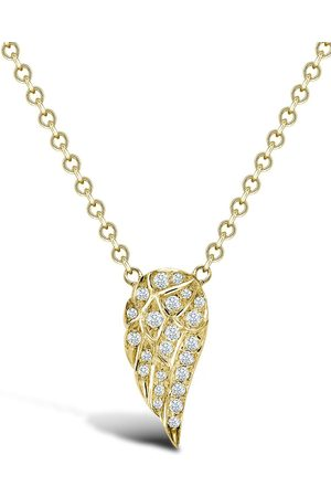 Pragnell 18kt yellow brilliant cut diamond Tiara pendant