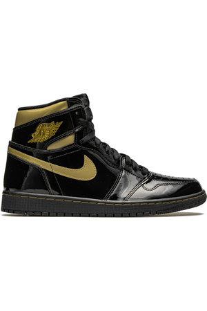 """Jordan Air 1 High """" Metallic Gold"""" sneakers"""