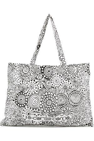 10 CORSO COMO Printed tote bag