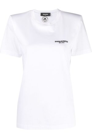 Dsquared2 Logo-print crew neck T-shirt
