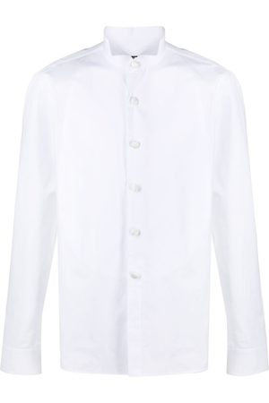 Balmain Cotton wingtip shirt