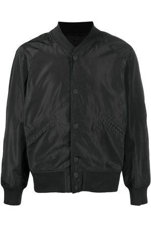 KTZ Slogan-embroidered bomber jacket