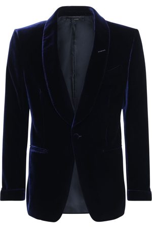 Tom Ford Cocktailjackett Aus Viskose Und Cupro