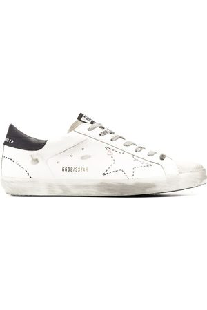 Golden Goose Superstar lace-up sneakers