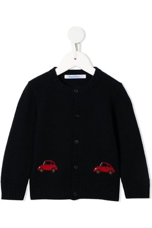 Familiar Strickjacken - Wool knitted cardigan