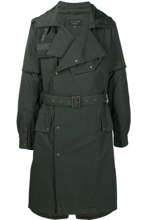 Mr & Mrs Italy X Nick Wooster belted trench coat