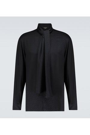 Dolce & Gabbana Exklusiv bei Mytheresa – Hemd aus Seide