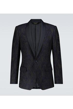 Dolce & Gabbana Exklusiv bei Mytheresa – Einreihiger Blazer aus Jacquard