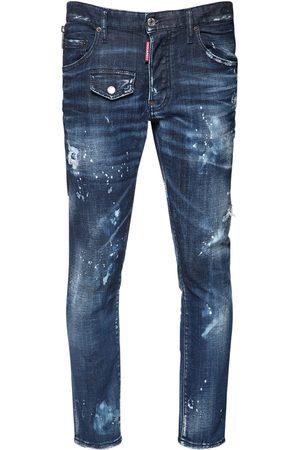 "Dsquared2 Herren Jeans - 16cm Jeans Aus Baumwolldenim ""skater"""