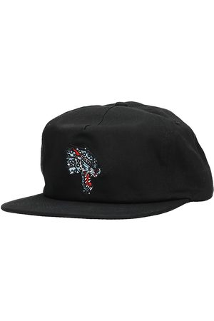 Thrasher Caps - Leopard Mag Embroidered Cap