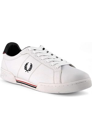 Fred Perry Schuhe B722 Leather B6202/100