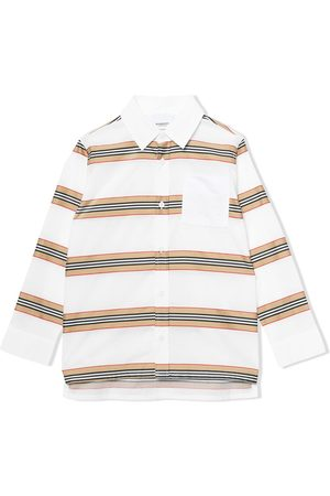 Burberry Icon Stripe poplin shirt