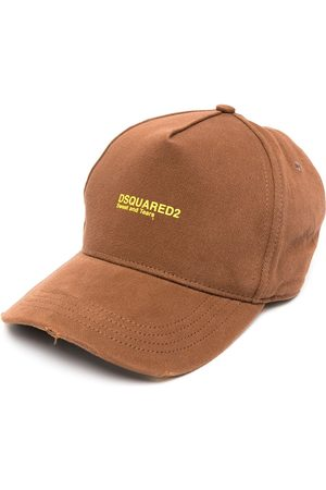 Dsquared2 Embroidered-logo baseball cap