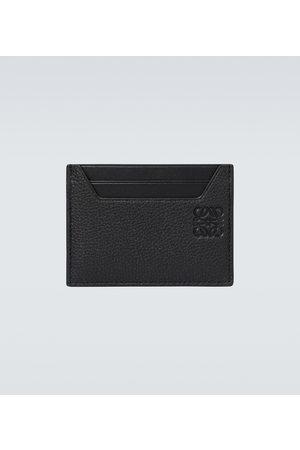 Loewe Kartenetui aus Leder