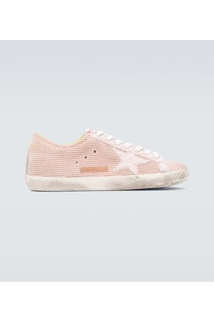 Golden Goose Exklusiv bei Mytheresa – Sneakers Superstar aus Cord