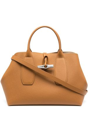 Longchamp Medium Roseau top-handle bag