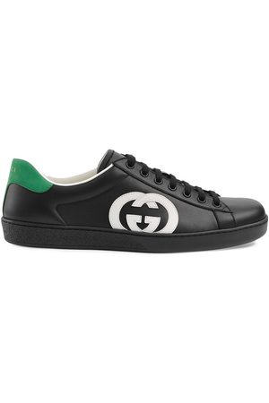 Gucci Interlocking-G Ace low-top sneakers
