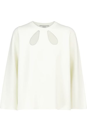 Stella McCartney Pullover mit Cut-outs