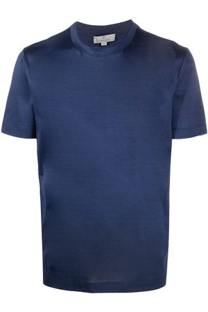 CANALI Herren Kurze Ärmel - Short-sleeve T-shirt