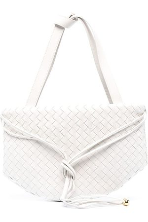 Bottega Veneta Woven leather tote bag