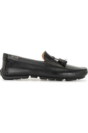 Bally Tasselled leather loafers