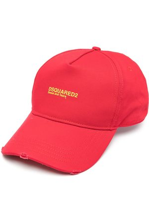 Dsquared2 Herren Caps - Embroidered-logo baseball cap