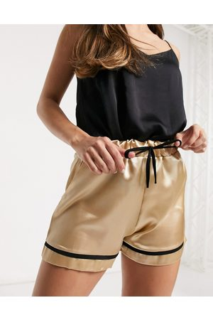 Outrageous Fortune Satin nightwear short in