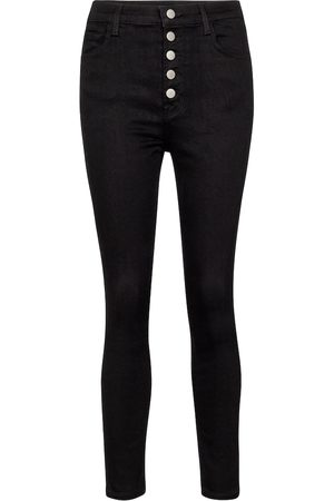 J Brand High-Rise Skinny Jeans Lillie