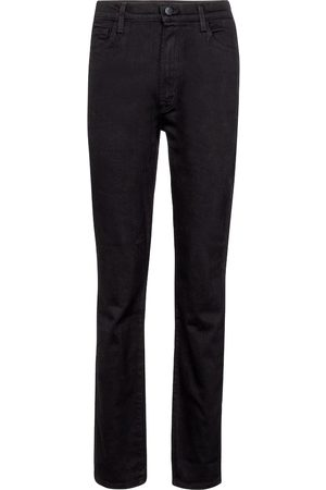 J Brand High-Rise Straight Jeans Tegan