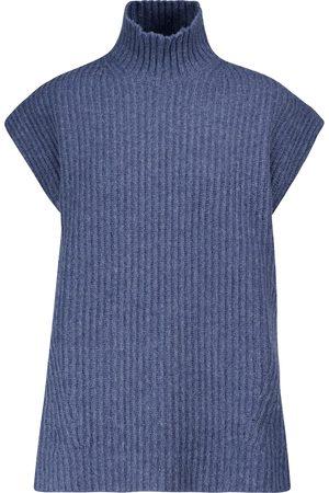 Ganni Pullover aus einem Wollgemisch