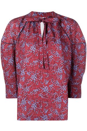 See by Chloé Floral-print blouse