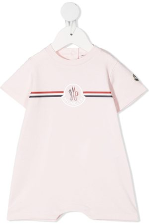 Moncler Logo-print cotton shorties
