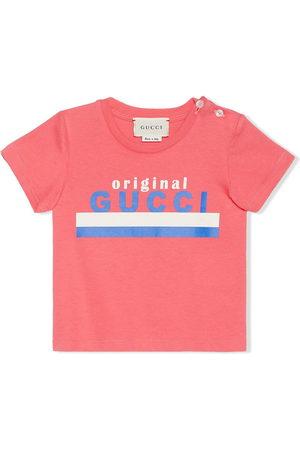 Gucci Logo-print cotton T-shirt