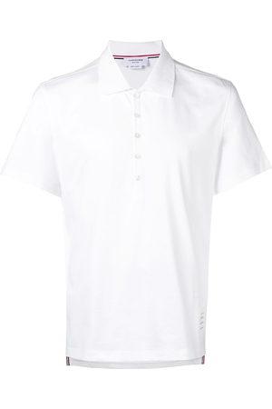 Thom Browne Classic button polo shirt