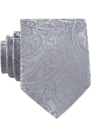 Olymp Herren Krawatten - Krawatte silber