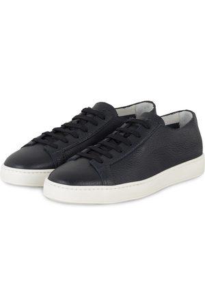 santoni Sneaker Clean Icon blau