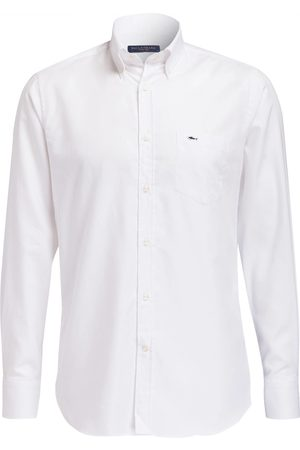 Paul & Shark Hemd Slim Fit weiss