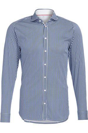 DESOTO Jerseyhemd Slim Fit blau