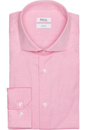 PAUL Hemd Slim Fit pink