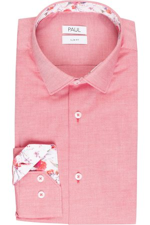 PAUL Hemd Slim Fit pink