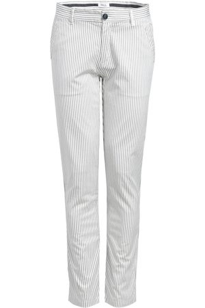 PAUL Chino Slim Fit weiss