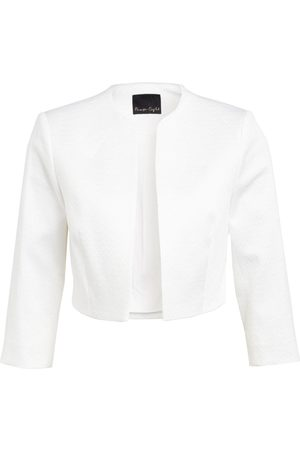 Phase Eight Bolero Karlee Mit 3/4-Arm weiss