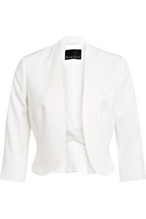 Phase Eight Bolero Taylor Mit 3/4-Arm weiss