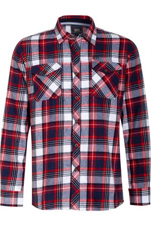 State Of Elevenate Flanell-Hemd Comfort Fit