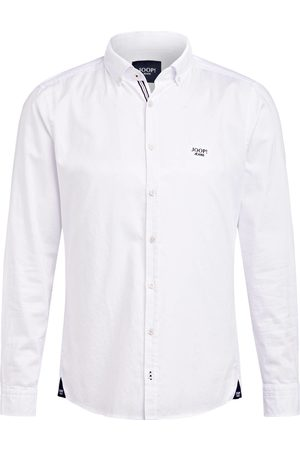 JOOP! Hemd Haven Slim Fit weiss