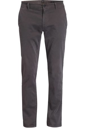 HUGO BOSS Chino Schino Regular Fit grau