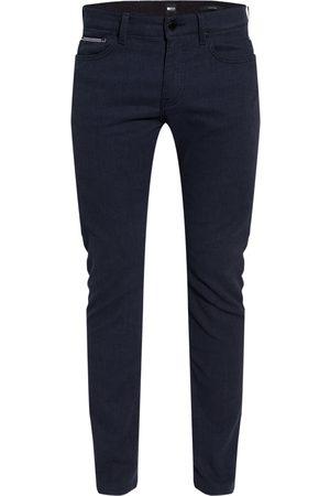 HUGO BOSS Jeans Delaware Extra Slim Fit blau